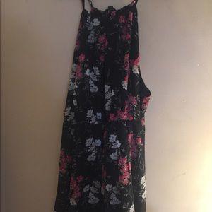 Torrid size 4 dress